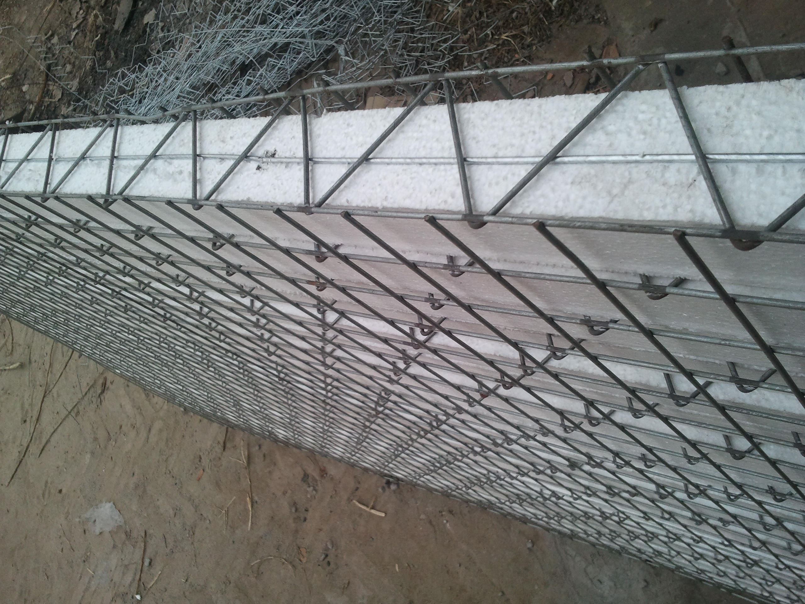 Welded Wire Fencing For Concrete - WIRE Center •