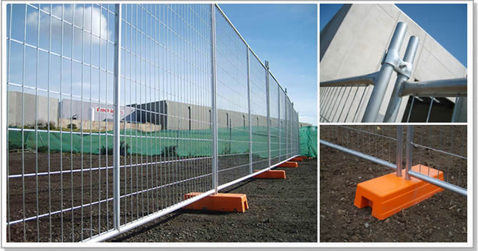 Temporary Fence | Anping Chongguan Wire Mesh Products Co ... on