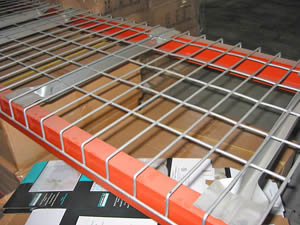 Welded Wire Mesh Decking
